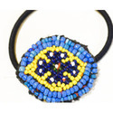 Indian Beads Hair Tie