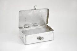 Aluminum Puja Box