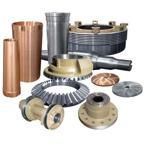 Crusher Spare Parts in Hyderabad, Telangana   Crusher Spare