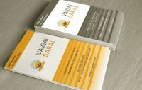 Brand Identity Cards Designing Services