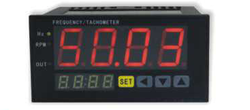 Industrial Frequency and Revolution Digital Meter