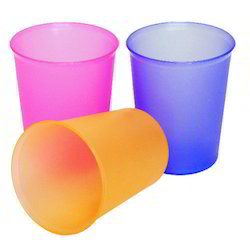 Plastic Color Glass