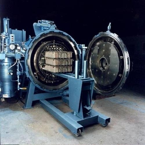 Vacuum Brazing Furnace Electric