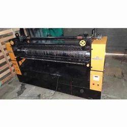 Krishna Fab Tech Pleating Machine, 3000mtr, 3hp