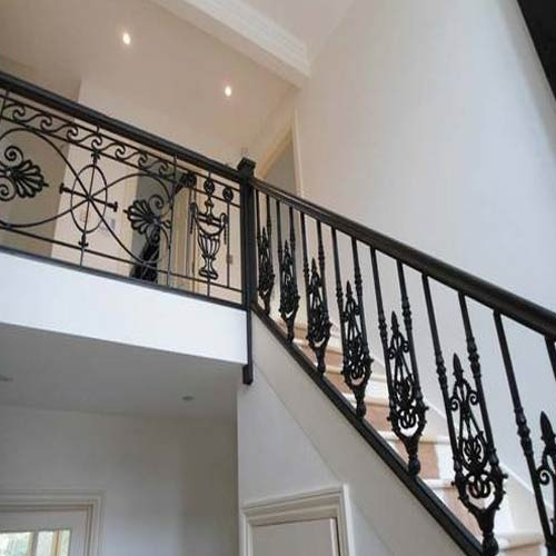 Cast Iron Staircase Railing Staircase Balusters And