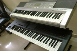 Keyboard Playing Classes