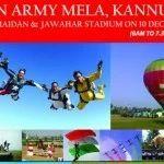 Army Mela Hoarding Design