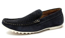 Leather Loafers Shoes