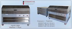 Waterwash Flexo Plate Making Equipment
