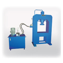 Manual Operating Hydraulic Press Machine
