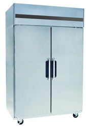 Double Door Freezer