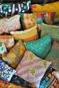 Vintage Kantha Cushion Covers