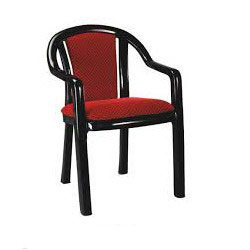 Ornate Fiber Chair