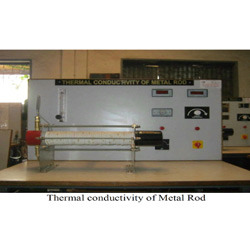 Thermal Conductivity of Metal Rod