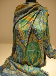 Silk Digital Scarves