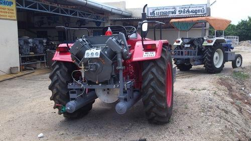 Tractor Mounted Air Compressor - Farmtrac 60 with Air