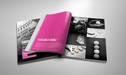 Brochure Catalogue Design