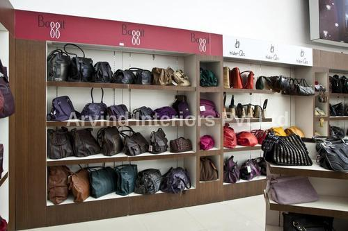 Display Counters Bag Display Shelf Manufacturer From
