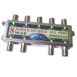 9 Way Power Divider