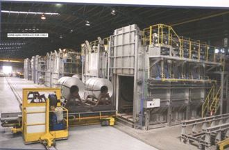 Coil Annealing Furnaces Coil And Foil Annealing Furnaces