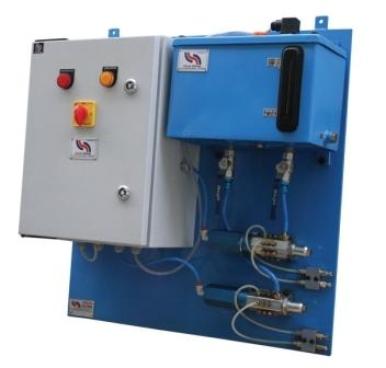 Air Oil Mix Lubrication System Air Oil Mix Lubrication