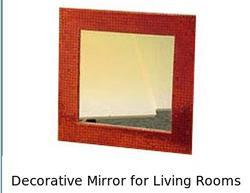 Decorative Mirror for Living Rooms
