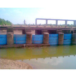FRP Gates for Barrages