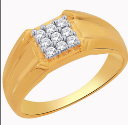 8846ae2427c47 Gold Rings in Visakhapatnam, Andhra Pradesh | Get Latest Price from ...