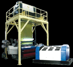 Electronic Jacquard Power Loom