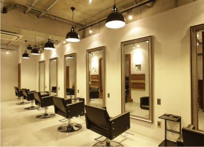 Salon Interior Services In New Delhi Harkesh Nagar By