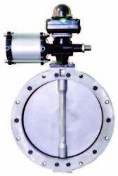 Butterfly Valve for Concrete Batching Plants