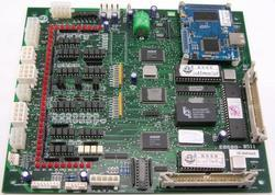 Microprocessor Main Card
