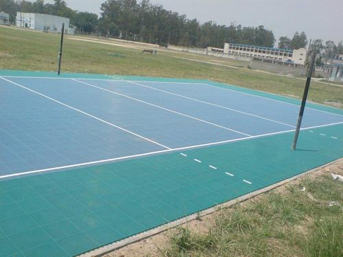 Outdoor Volleyball Court - View Specifications & Details ...