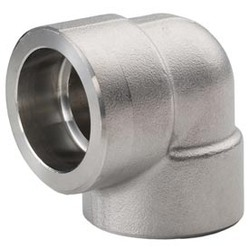 SIMON 90 Degree Socket Weld Elbow, Chemical Fertilizer Pipe