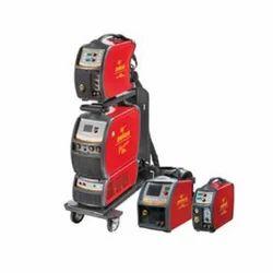 50-60 Hz Three Phase Heavy Duty Welding Machine, Automation Grade: Semi-Automatic