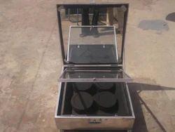 Box Type Solar Cookers, Capacity: 4 Jars