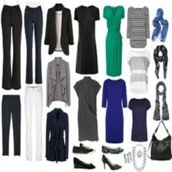 Dress code image consulting services