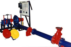 Centrifugal Blower Test Rig
