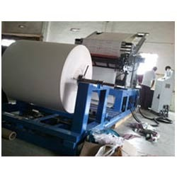 Ss Ind Tech And Automatic Paper Cup Blank Punching Machine