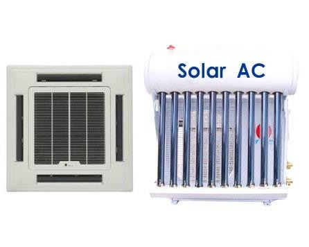Hybrid Solar Air Conditioner At Rs 50000 Unit S Hybrid