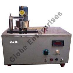 Vicat Softening Point Apparatus High Temperature