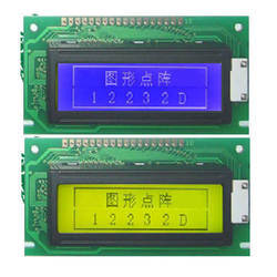 122 x 32 Dots Graphic LCD Display Module