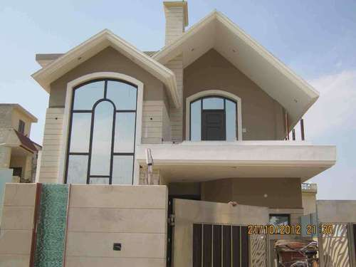 Kothi design latest kothi designs exterior js villas for Latest kothi design