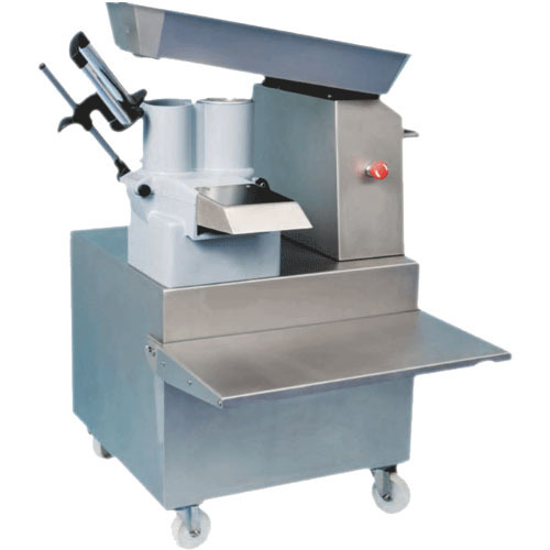 Mild Steel Commercial Vegetable Cutting Machine
