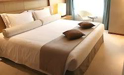 Hotel Bed Sheet Hotel Bed Cover Hbs 1 Manufacturer From