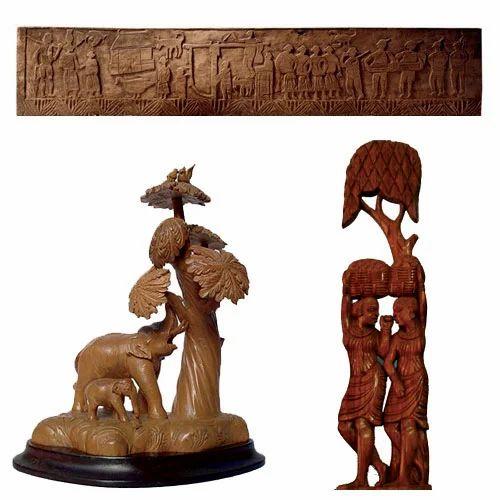 Decorative Wooden Handicrafts Wooden Handicraft Dr Ram Sarup