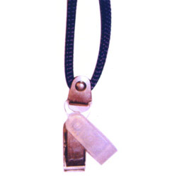 Round Neck Lanyard with Pulley