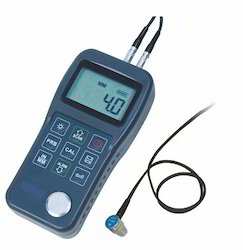 TT100P Ultrasonic Thickness Gauge