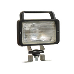 Work Lamp Square with Mounting