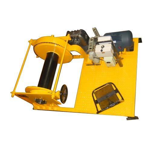 Electric Winch Electric Winch Machine Manufacturer From